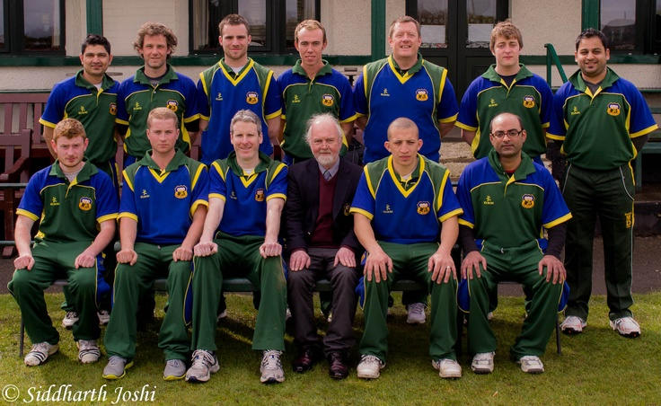 The Cork County squad
