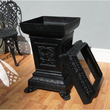 Streetscape Victorian Trash Can or Garden Storage by TheKingsBay