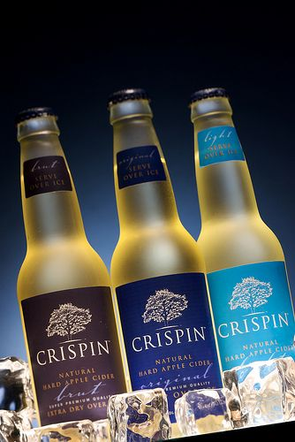 Crispin Ciders...Gluten free & based in good ole Minneapolis, Minnesota. Perfection.