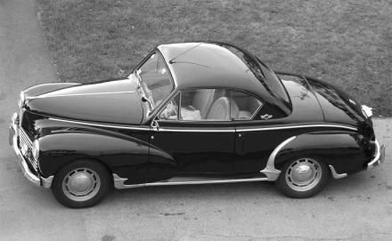 Peugeot 203 Coupé: l'erreur de casting                                                                                                                                                                                 Plus