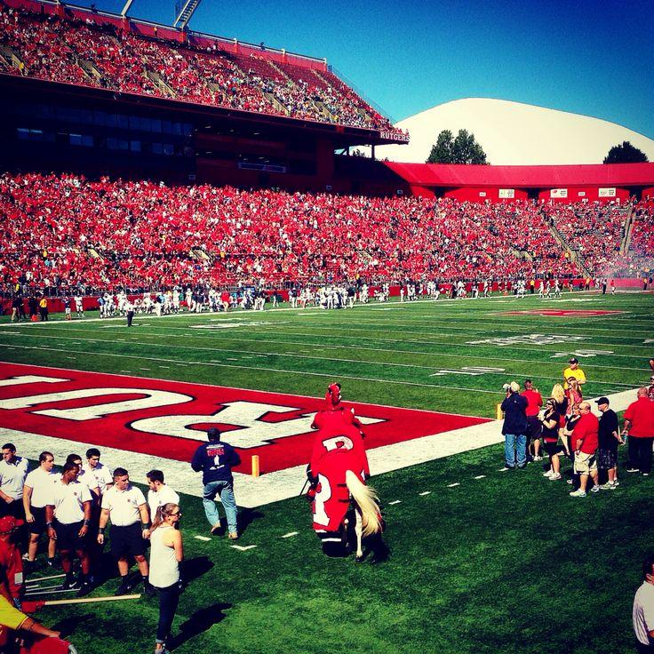 Rutgers VS Tulane