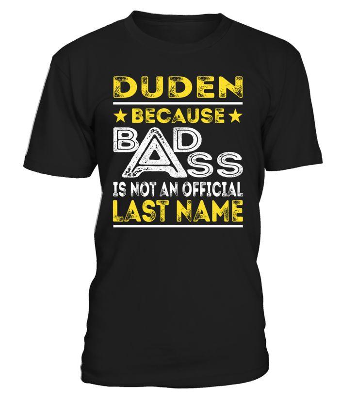 duden badass duden