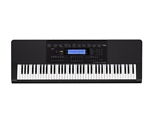 Casio Inc. WK245 76-Key Touch Sensitive Keyboard with Power Supply http://ift.tt/2jbdeLg