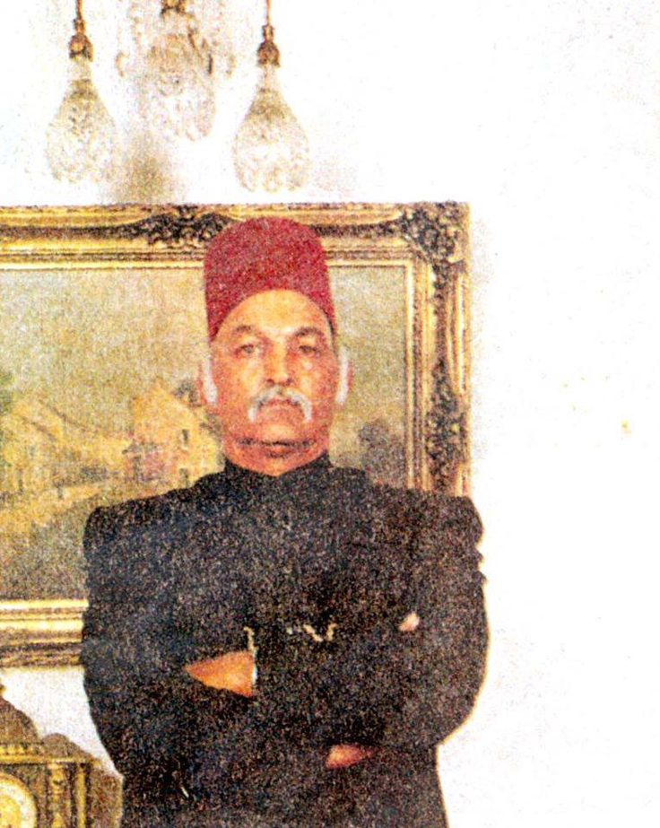 Prince Mukkaram Jah Bahadur Grandson of Nawab Mir Osman Ali Khan the 7th Nizam and Last Ruler of Hyderabad
