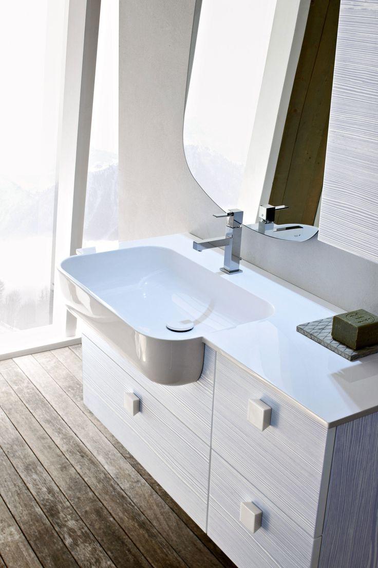 12 best mobili bagno moderni contemporary bathroom furniture images on pinterest laundry - Scopino bagno ikea ...