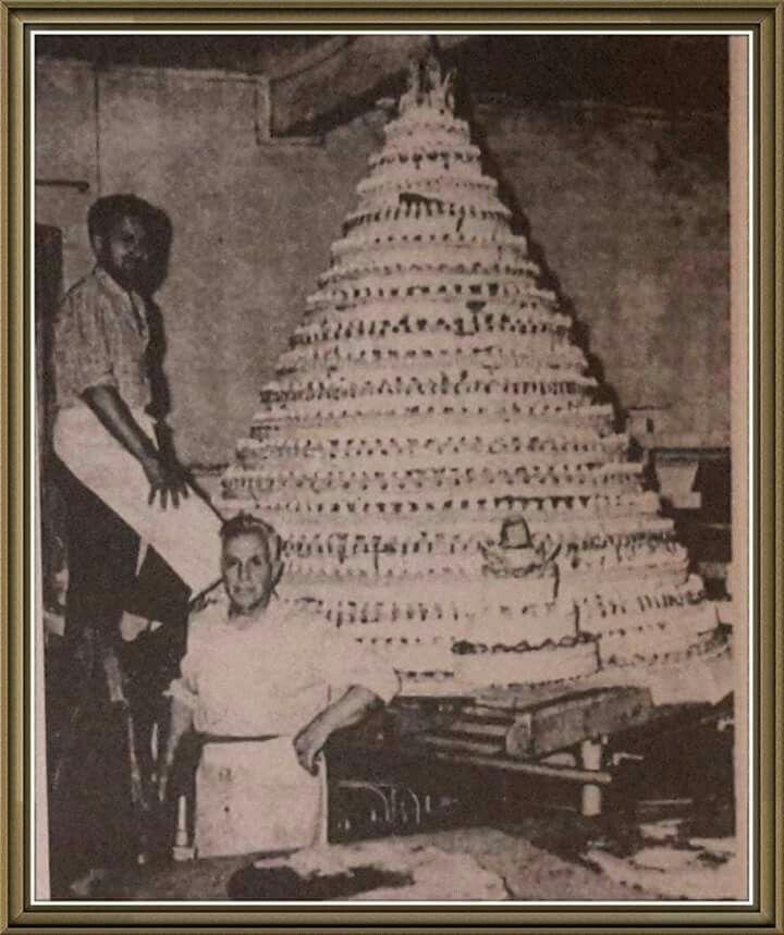 Pasticceria Piaggio - torta  dei Fieschi