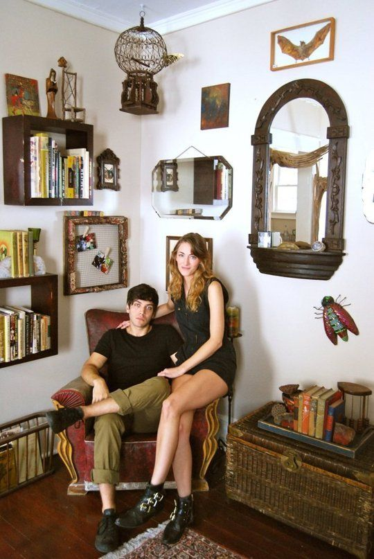 Janice & Jacob's Home of Magical Curiosities — House Tour | Apartment Therapy