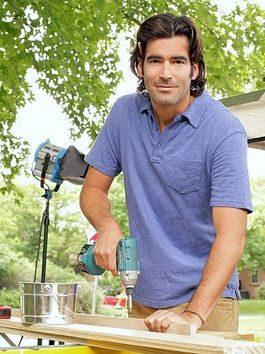 Carpenter and craftsman Carter Oosterhouse first learned his trade as an apprentice to his neighbor, a master carpenter, at age 11. He further honed his construction skills while working with his brothers, also carpenters, before becoming a carpenter on the television shows Trading Spaces, HGTV's Carter Can and NBC's Three Wishes.