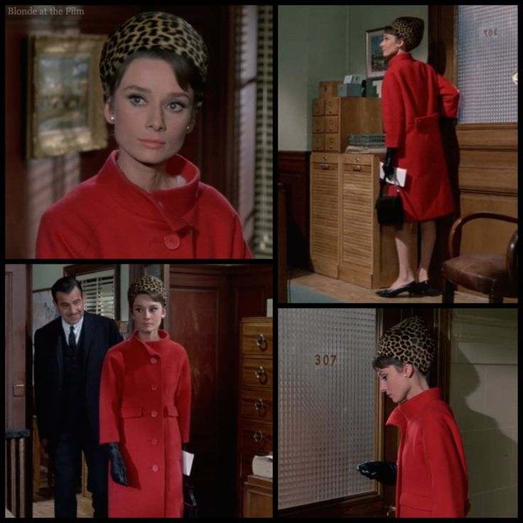 Charade: Audrey Hepburn