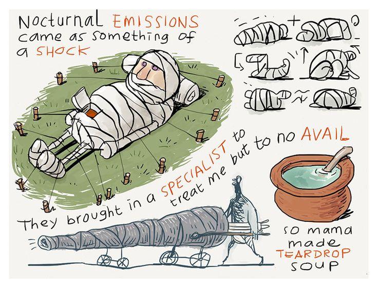 Emissions | by ellis nadler
