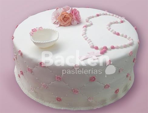 Pastel para bautizo. | pastel | Pinterest