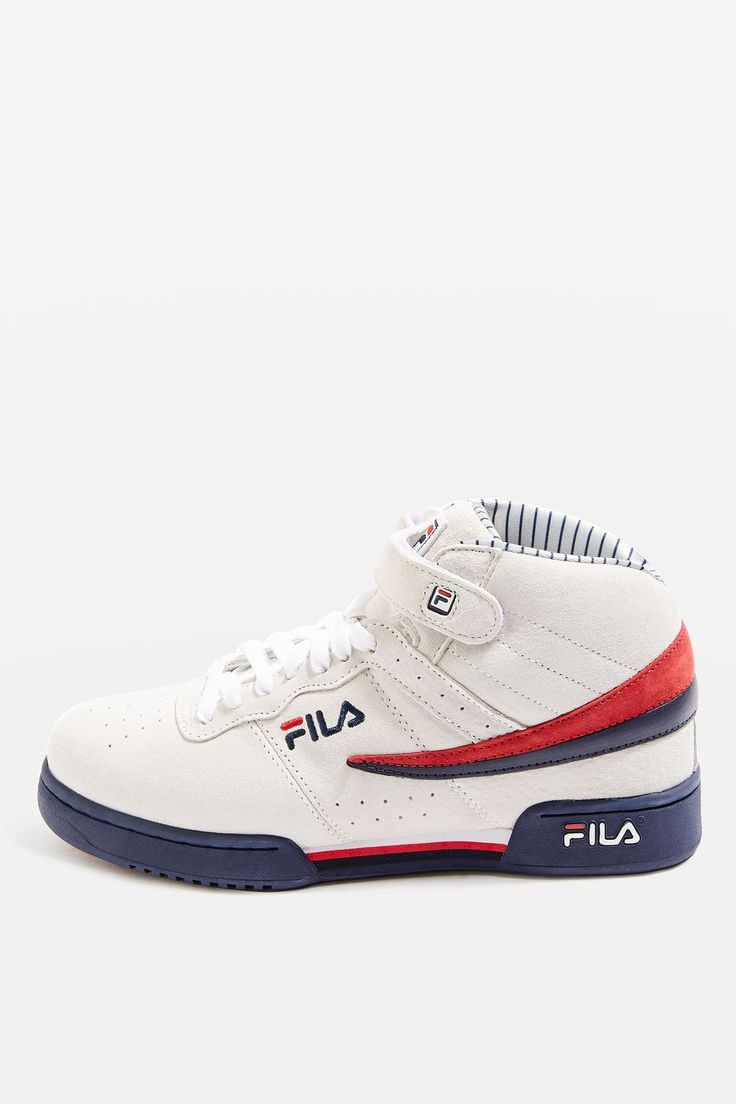F13 Pin Stripe Trainers by FILA - New In Fashion - New In - Topshop Europe