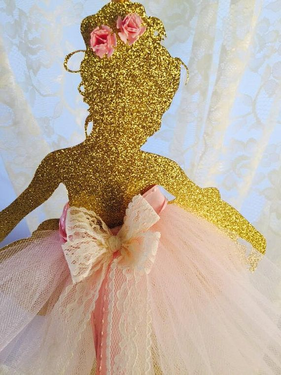Ballerina Party Ballerina Centerpiece by MemoryKeepsakeParty