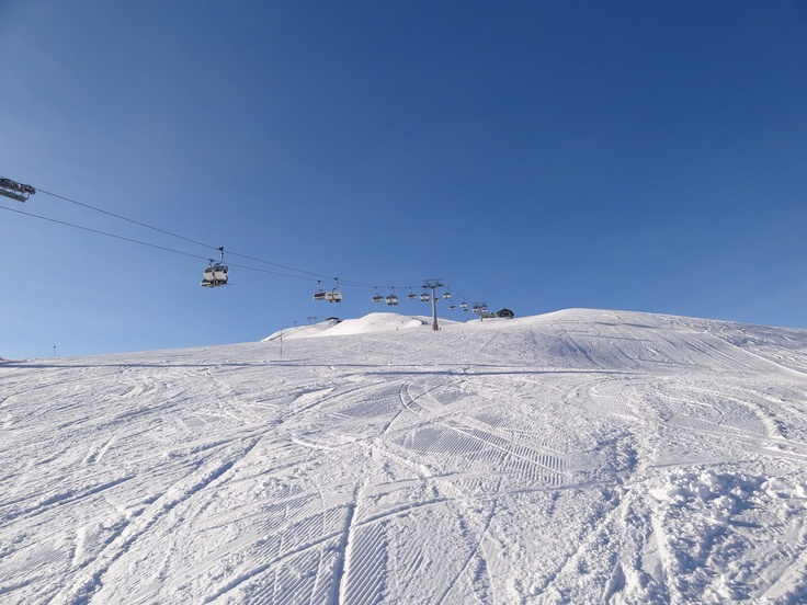 Ski holiday in Livigno Italy