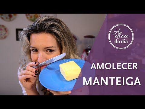 amolecer manteiga   #aDicadoDia Flávia Ferrari