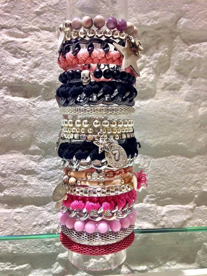 together set #jewellery #bracelets
