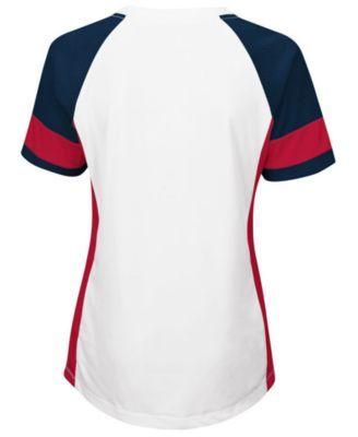 Majestic Women's Houston Texans Draft Me T-Shirt - White XXL
