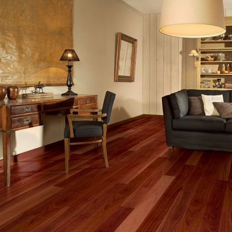 Premium floors ReadyFlor Jarrah 1 Gloss Finish Timber Flooring