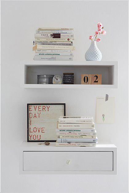die besten 17 ideen zu wandkonsole auf pinterest schwimmende regal dekor etagere kaufen und. Black Bedroom Furniture Sets. Home Design Ideas