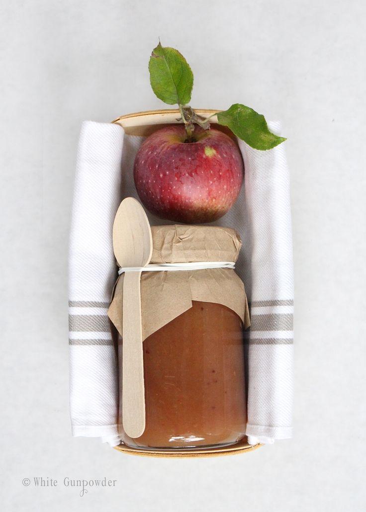 Homemade Apple Butter Gift Boxes