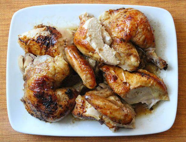 My Thai: Honey Baked Chicken: recipe