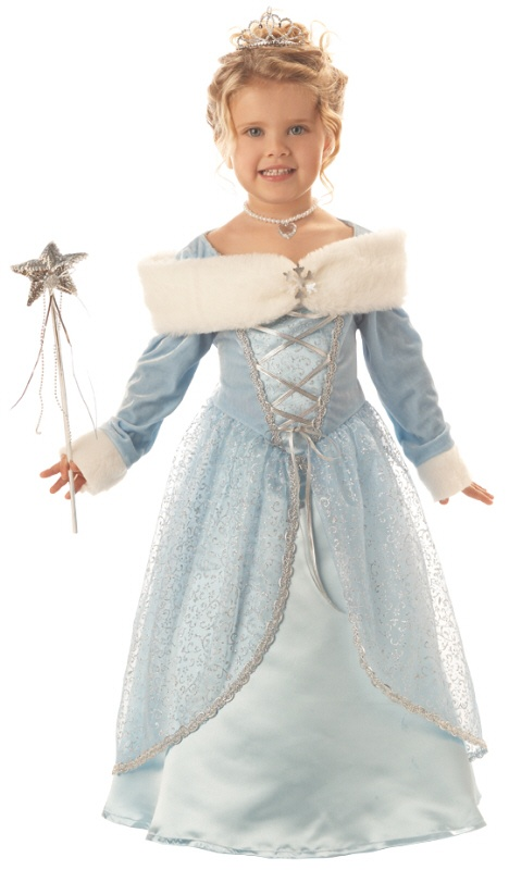 snowflake princess toddler costume 1495 halloween costume at pure costumes - Halloween Princess Costumes For Toddlers