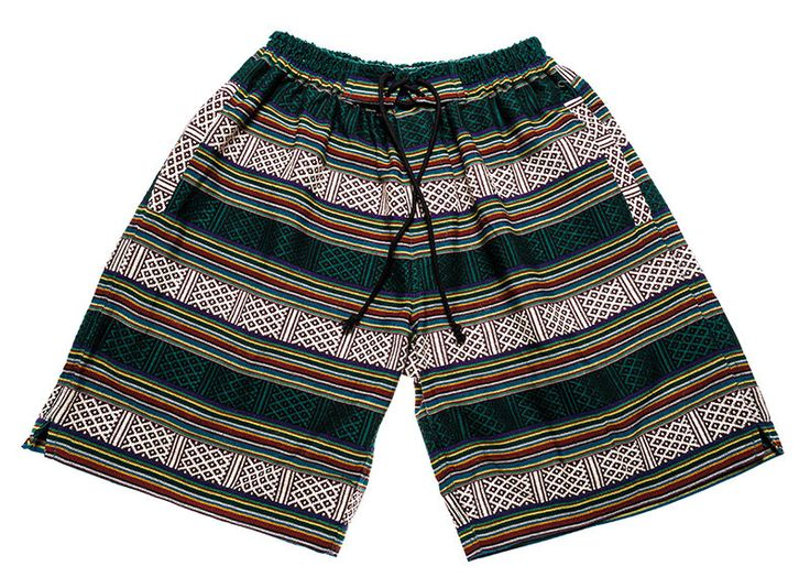 Surfer / bohemian shorts for Men in fantastic colors by Aviimade on Etsy