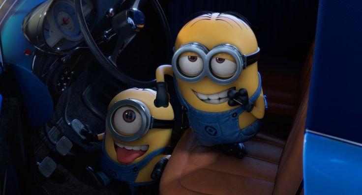 Moi, Moche et Méchant 2 (Despicable Me 2). Des minions, des minions, et encore des minions. #DespicableMe2 #Minions