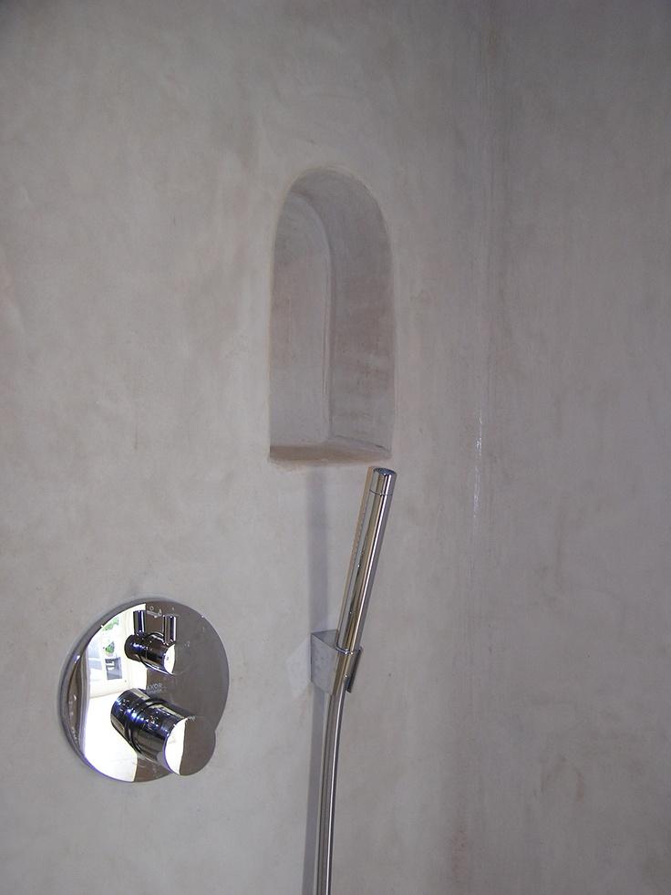 70 best Tadelakt images on Pinterest Bathroom, Bathrooms and Plaster - k che rolladenschrank reparieren
