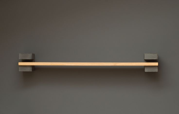 Concrete shelf bracket  _/////_