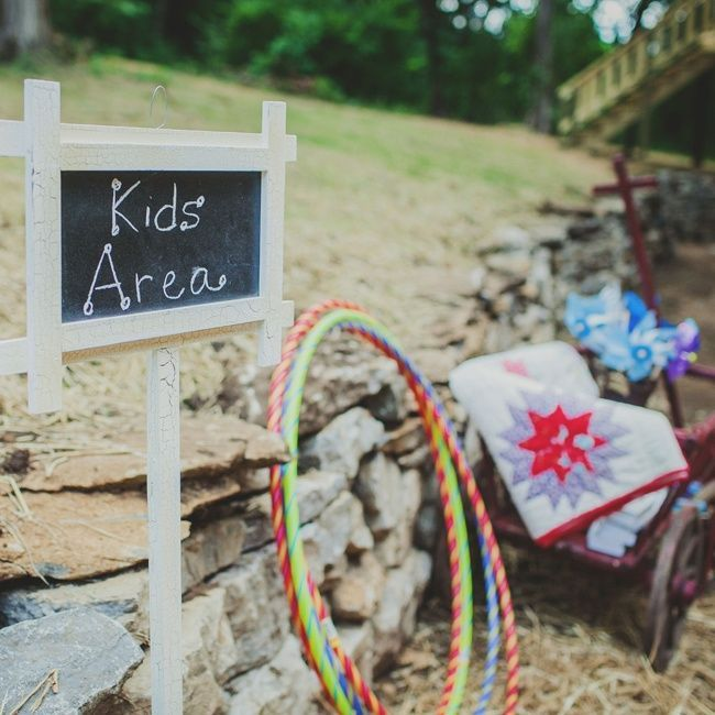 Unique Ideas For Fun Wedding Day Activities For Kids