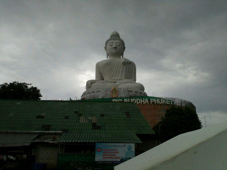 The Big Buddha (พระพุทธมิ่งมงคลเอกนาคคีรี) in เมืองภูเก็ต, ภูเก็ต