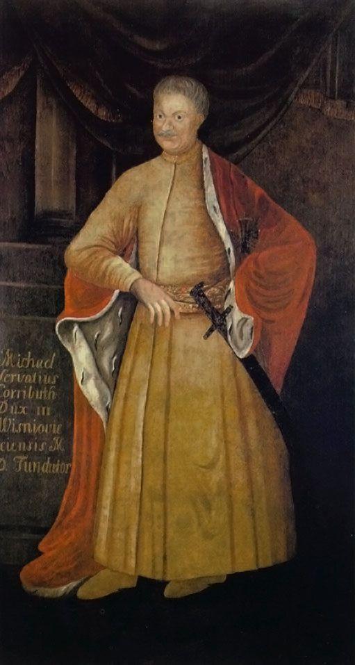Michał Serwacy Wiśniowiecki (1680–1744)