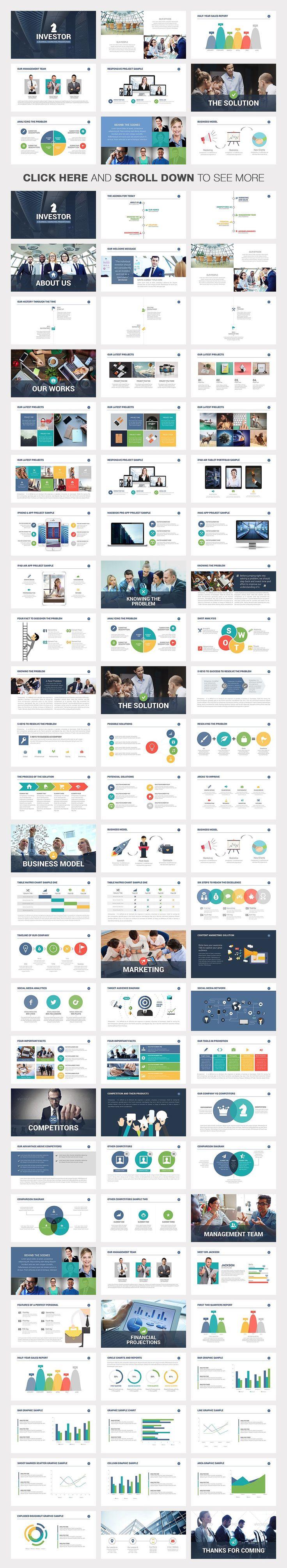 MEGA EMPIRE Powerpoint + Keynote by Slidedizer on @creativemarket