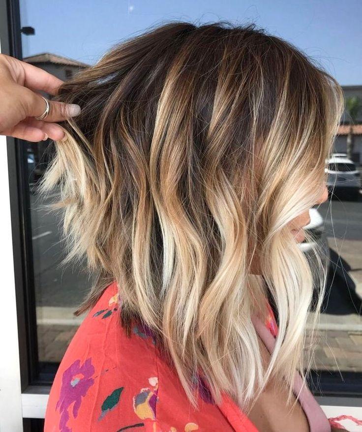 58 Super Heisse Ideen Fur Lange Bob Frisuren Mit Denen Sie Sich Sofort Die Haare Schneiden Mo In 2020 Long Bob Hairstyles Lob Haircut Bob Hairstyles