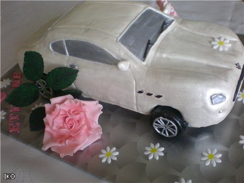Торт на 25 летие мужской