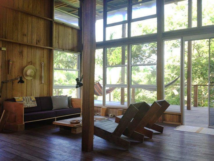 HomeCollection.: jesse kamm's retreat in panama
