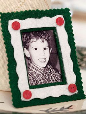 19 best images about diy photo frames on pinterest for Easy photo frame craft