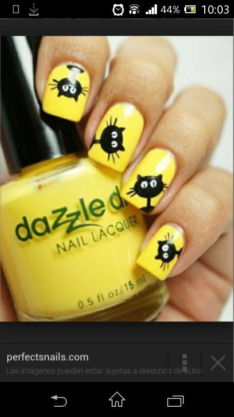 53 mejores imágenes de Nail en Pinterest   La uña, Diseños de uñas y ...