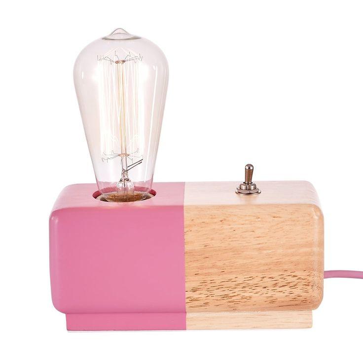 Cult Living Alma Pink Table Lamp | Lighting | Cult Furniture UK