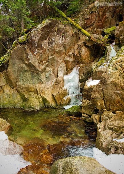 Cascada Lolaia, Retezat-Romania