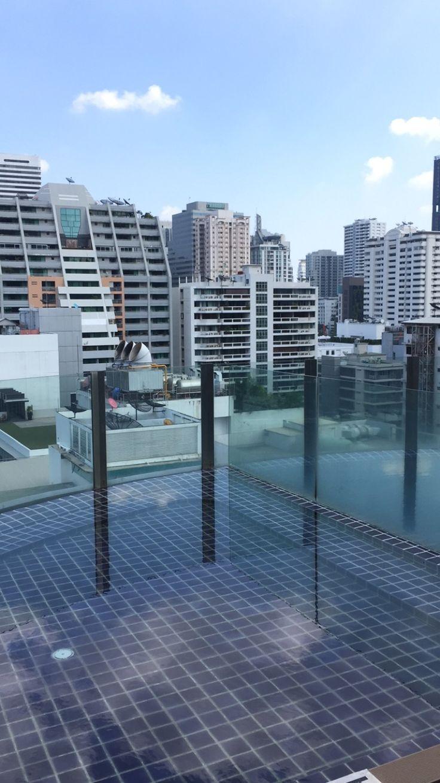 I love my city. Bangkok  view from Levels hotel. #bangkok