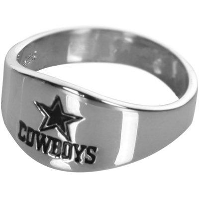 #Fanatics Dallas Cowboys Logo Sterling Silver Ring