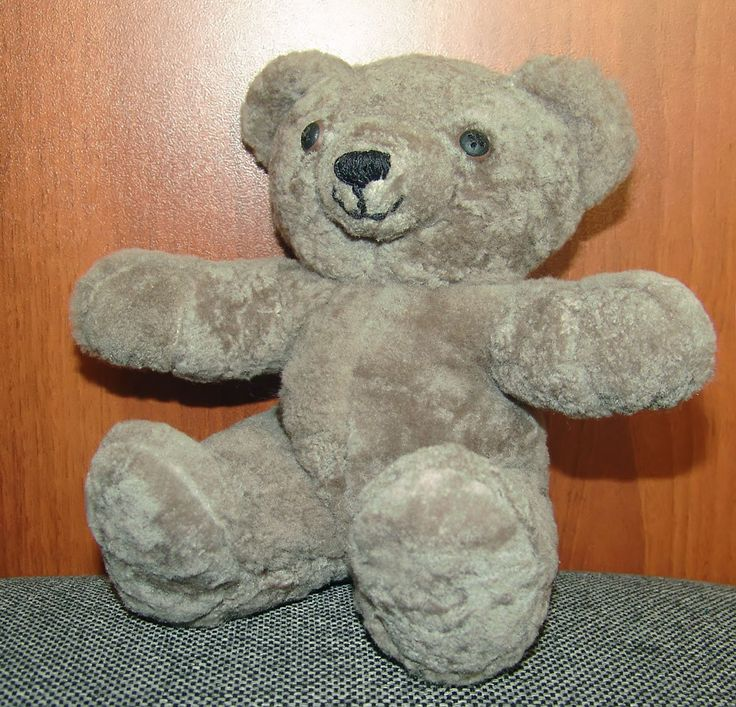 Teddy Bear  •  Free tutorial with pictures on how to make a bear plushie in 11 steps