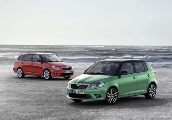 Skoda Fabia RS Review And Picture