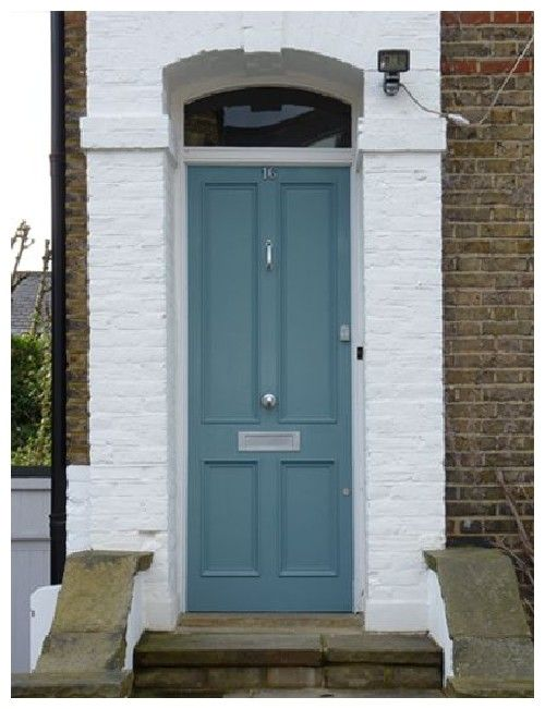 what color should i paint my front door on a brown brick houseHome ...