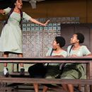 """Written by theater actress Jocelyn Bioh, """"School Girls; or, the African Mean Girls Play"""" takes the issue of colorism to the stage. While the Broadway community is all-abuzz about Tina Fey's theatrical adaptation of the cult movie """"Mean Girls,"""" currently playing at Washington, D.C.'s National Theater...Written by theater actress Jocelyn Bioh, """"School Girls; or, the African Mean Girls Play"""" takes the issue of colorism to the stage. While the Broadway community is all-abuzz about Tina Fey's…"""