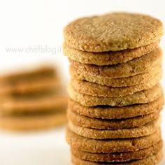 Biscotti biologici con farina di avena e miglio