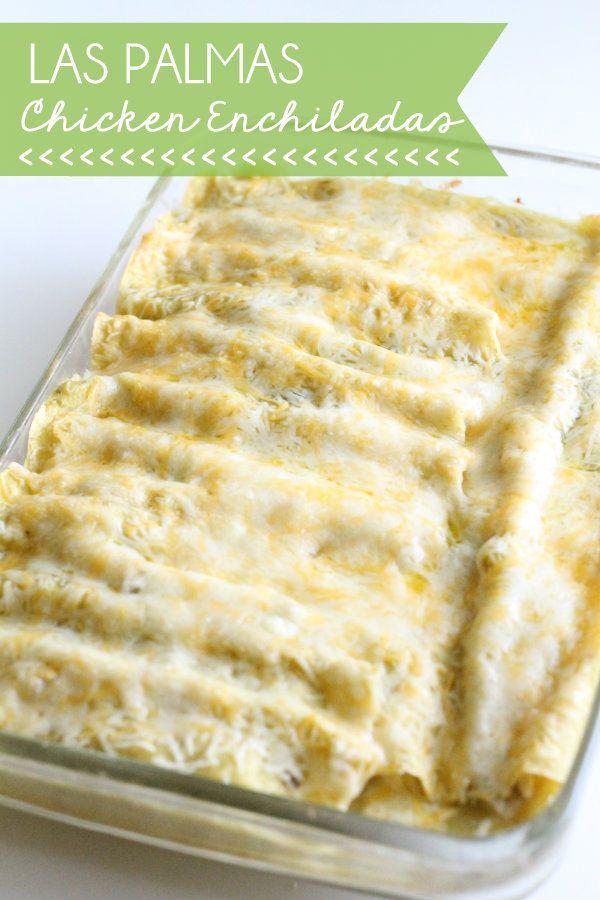 Easy Chicken Enchilada Recipe Recipe Holiday Favorites