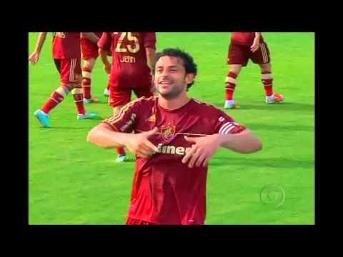 Palmeiras 2 x 3 Fluminense - Campeonato Brasileiro 2012 (JOGO COMPLETO do Título !) - YouTube